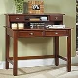 Home Styles 5532-16 Hanover Student Desk, Cherry Finish