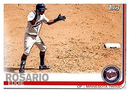 efbea0d226c 2019 Topps Team Edition Minnesota Twins #MT-11 Eddie Rosario Minnesota Twins  Baseball Card
