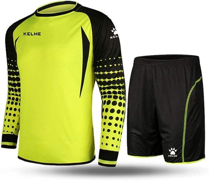 KELME Goalkeeper Pantalon de Gardien de But Long pour Homme XL