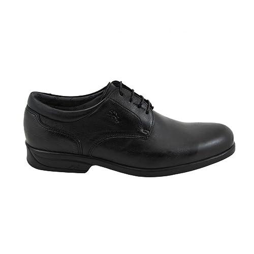 Zapato cómodo Fluchos 8904 Negro - Fluchos: Amazon.es: Zapatos y complementos