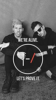 Twenty One Pilots Band (Music) Poster Print (12X18 inch, Rolled) By A-ONE POSTERS