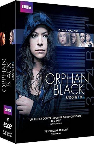 COFFRET ORPHAN BLACK saisons 1 et 2 (Black Coffret)
