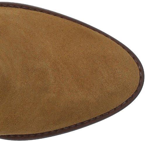 Jonak - Botas de cuero Mujer Beige - Beige (Safran)