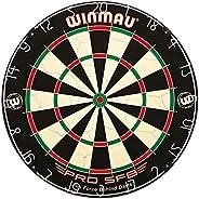 Winmau Pro SFB Bristle Dartboard Best-in-Class Durability and Performance, Galvanised Steel Round-Wire, CNC Pr