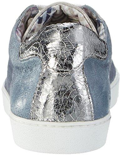 5 Piazza blau Mujer Cordones 850335 De Azul Zapatos Para Brogue 7RqS7HxB