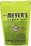mrs meyers dishwashing packs - Mrs. Meyer's Clean Day Automatic Dish Packs, Lemon Verbena, 20 ct, 3 un