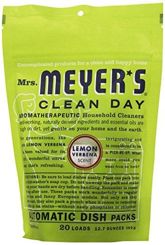 mrs meyers dishwasher - 6