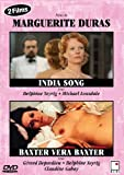 Marguerite Duras, India Song/Baxter vera Baxter (French only)