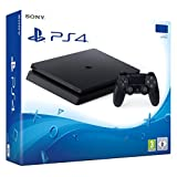 Console Playstation 4 PS4 Slim 1TB + 1 Ano de Garantia + 20 Jogos
