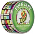 Duck Brand - DUCK Tape (1.88 in x 10 yd, Plaid) by Shurtech Brands - Duck Brand