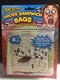 Forum Novelties Gross Sandwich Bags