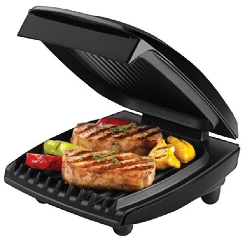 George Foreman GR20B George Foreman Classic Plate Grill