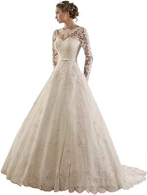 DingDingMail Women's Jewel Lace Dress