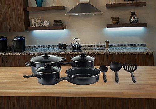 Nonstick 10-Piece Cookware Set