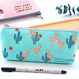 forone Box Kids Coin Pouch Organizer Travel Canvas Zipper Pencil Bag Case Makeup Bags Cosmetic