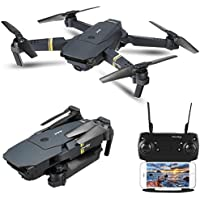 Cooligg Drone For Beginners S168 2MP 720P WIFI FPV Foldable Arm Selfie Drone 2.4G 4CH RC Quadcopter