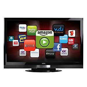VIZIO XVT473SV 47-inch Class Full Array TruLED LCD HDTV SPS with VIZIO Internet Apps