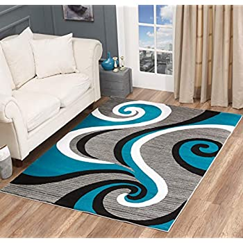 Amazon Com Golden Rugs Soft Hand Carved Modern