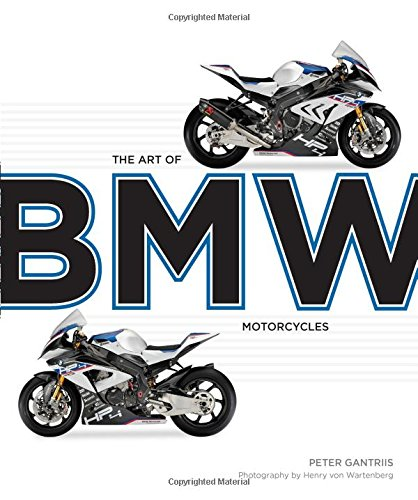 The Art of BMW Motorcycles -