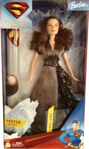 Barbie Collector Superman Returns Lois Lane Doll