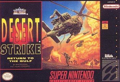 Desert Strike Return To The Gulf Snes Amazon De Games