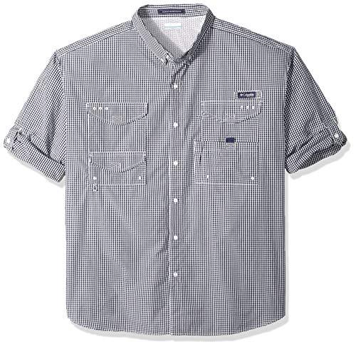 Columbia Mens Super Bonehead Classic Big & Tall Long Sleeve Shirt