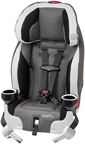 Evenflo Securekid DLX Booster Car Seat, Grayson