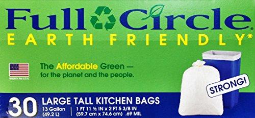 Full Garbage Bag - 2