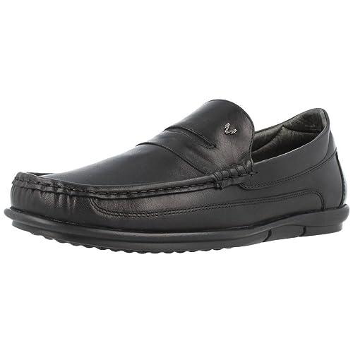 Mocasines para hombre, color Negro , marca MARTINELLI, modelo Mocasines Para Hombre MARTINELLI TOTTENHAM 227-1255PYM Negro: Amazon.es: Zapatos y ...