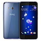 HTC U11 - Factory Unlocked Phone - Amazing Silver