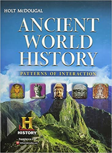 Ancient World History Patterns Of Interaction Student