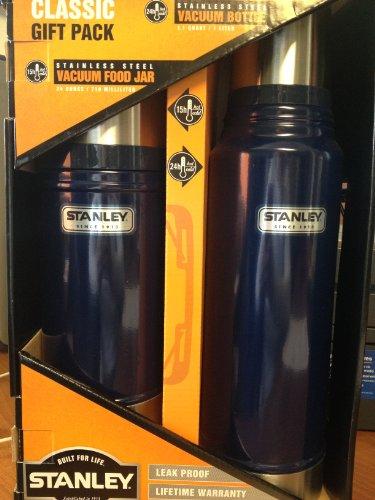 Stanley Vacuum Bottle Classic Combo