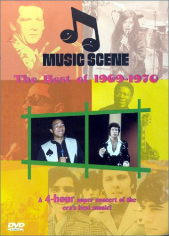 Music Scene - The Best of 1969-70 by MPI Home Video