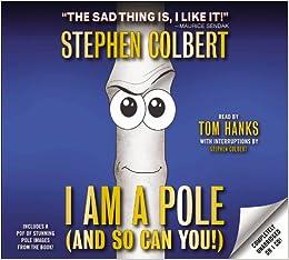 colbert report childrens books