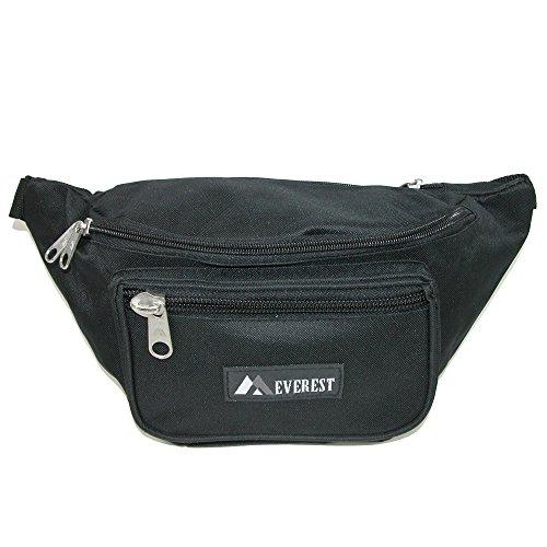 Everest Unisex Large Size Fanny Waist Pack,