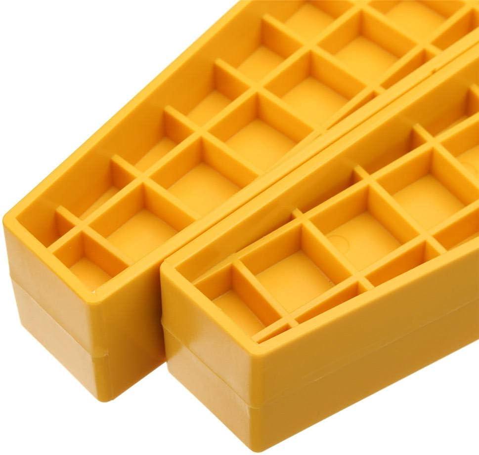 Lot de 2 gabarits pour tiroir