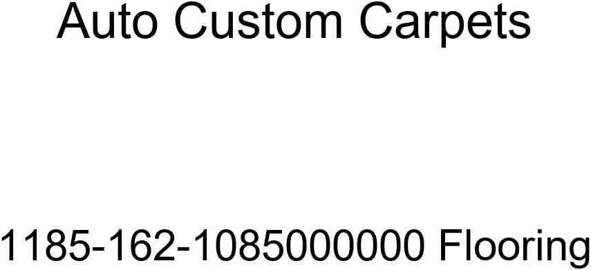 Auto Custom Carpets 1185-162-1085000000 Flooring