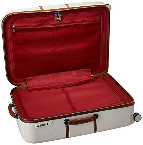 DELSEY Paris Luggage Chatelet Hard+ Large Checked Spinner Suitcase Hardcase with Lock, Champagne