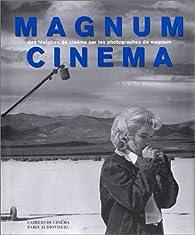 Magnum cinéma par Alain Bergala