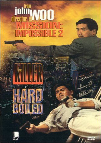 John Woo Collection DVD 2-Pack: The Killer/ Hard Boiled
