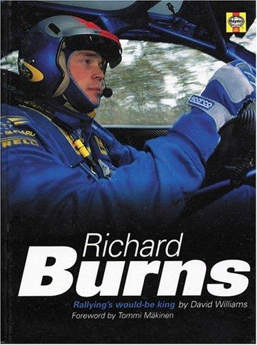 Download Richard Burns: Rallying's Would-Be King pdf