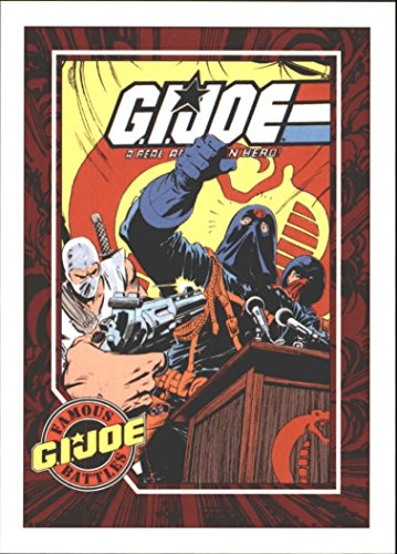 1991 GI Joe #167 Firefight at Staten Island Mall - - Staten Mall