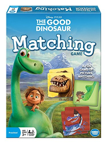 Good Dinosaur Matching Board Game - 1