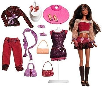 Amazon.com: Barbie Fashion Fever – Kayla – Semana de la moda ...