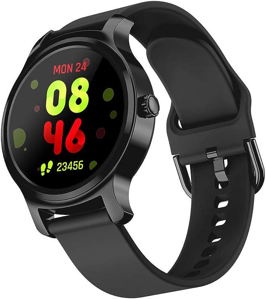 Amazon.com: Bravetoshop Smart Watch Health Fitness Heart ...