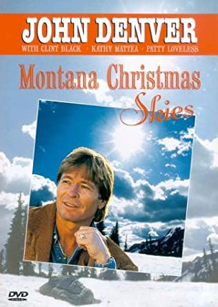 John Denver: Montana Christmas Skies [DVD] [1991]: Amazon.co.uk ...