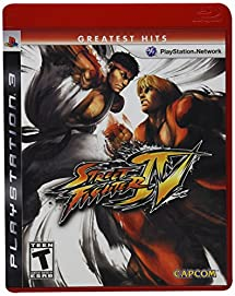 Street Fighter IV - Playstation 3