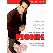 Monk - Season One (2002)
