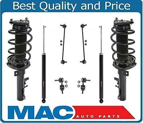 4PC Front Rear Sway Bar Links Mazda 3 5 K80867 K80235