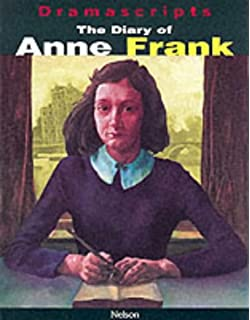 The diary of anne frank acting edition frances goodrich albert the diary of anne frank the play dramascripts fandeluxe Image collections
